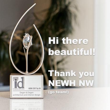 2017 NEWH Top ID Award