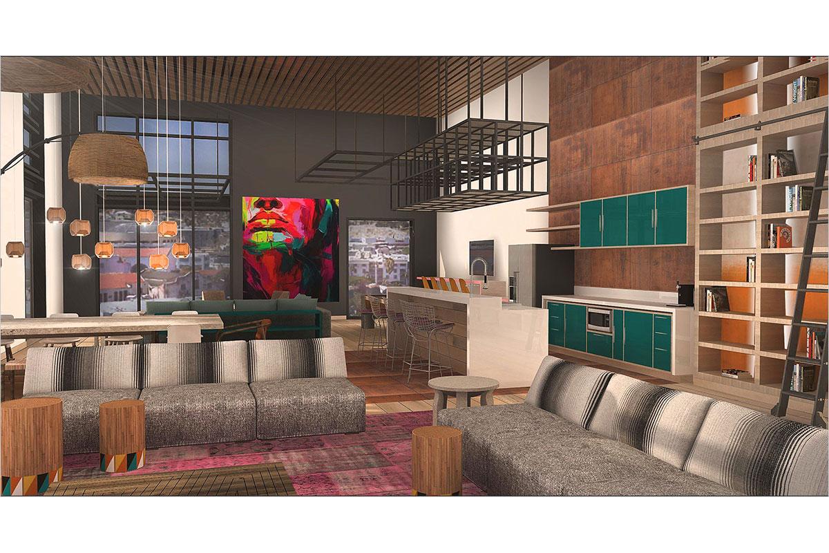 La Plaza Cultura Village Degen Degen Hospitality Architects Hospitality Interior Design