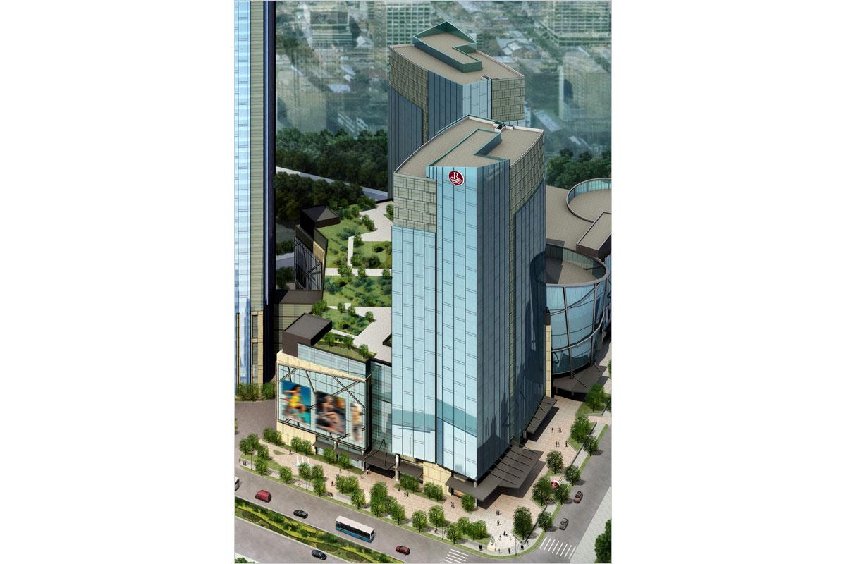 Renaissance Shenyang Hotel Degen Degen Hospitality Architects Hospitality Interior Design