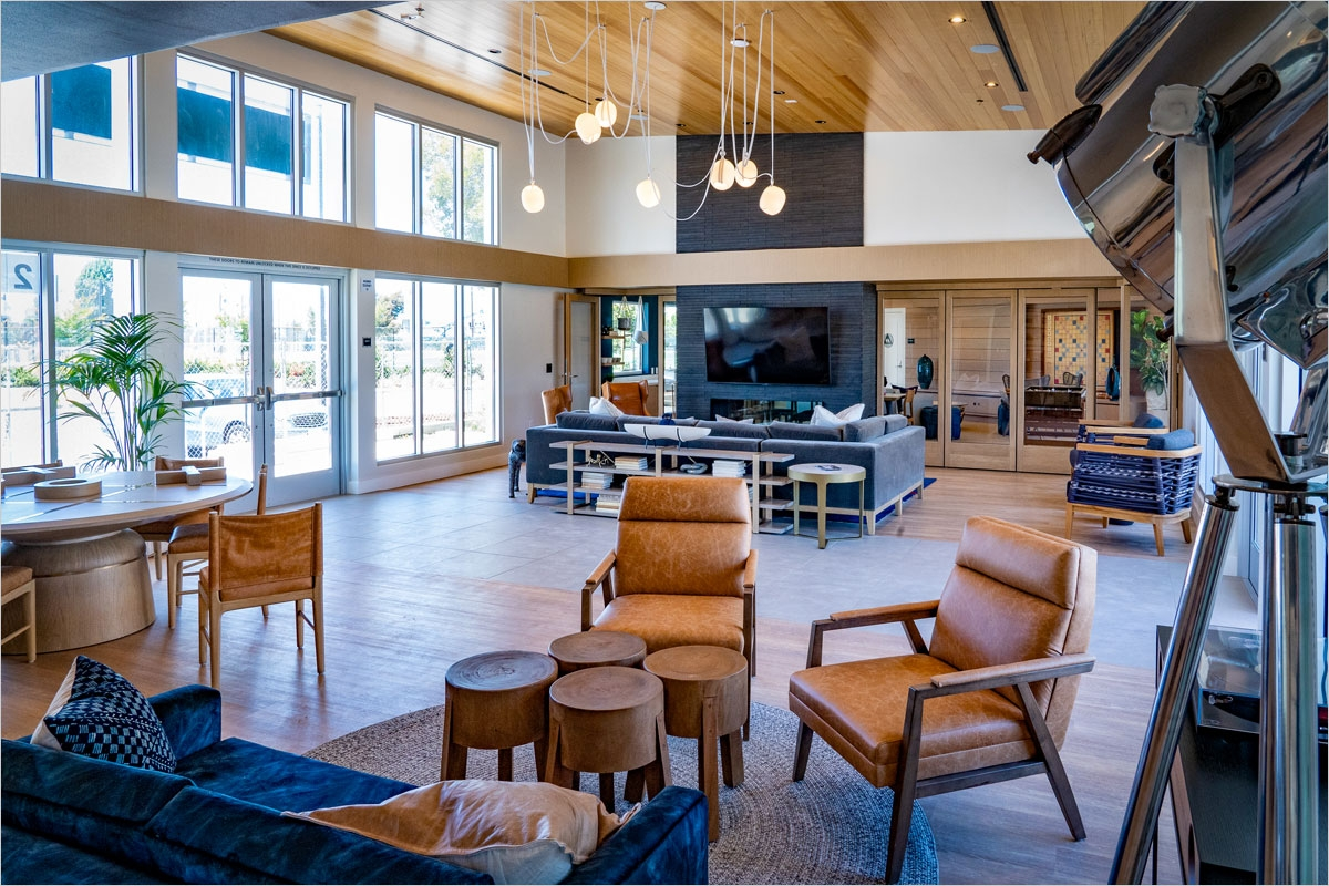 Admirals Cove Clubhouse Lobby