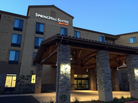 SpringHill Suites Entry