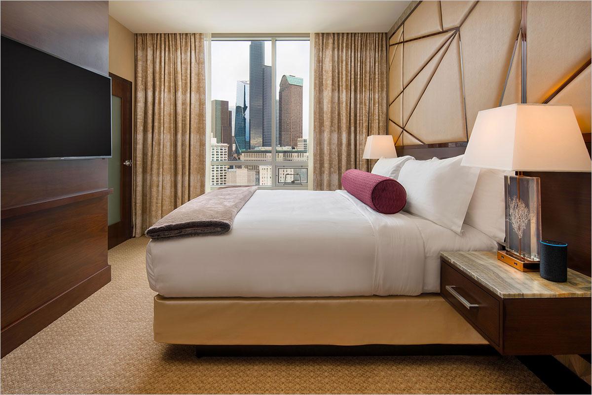 Suite guestroom