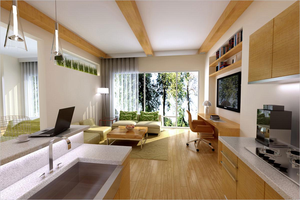 Condo Hotel - Guestroom