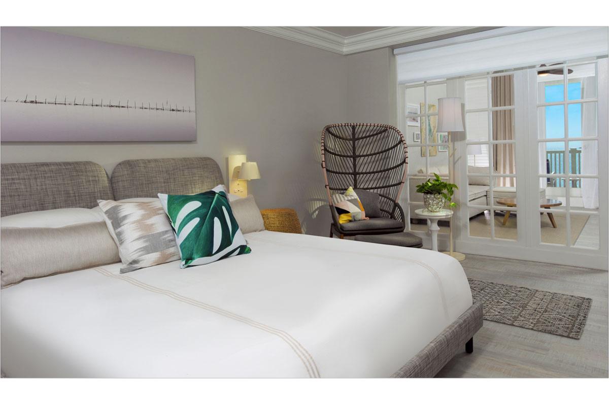Model Room Bedroom