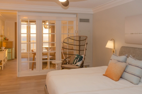 Renovated Guestrooms at Sunset