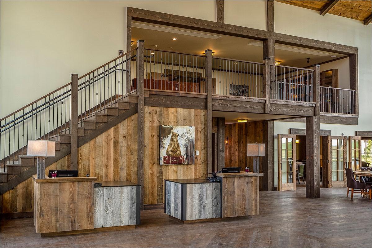 Sage Lodge - Reception