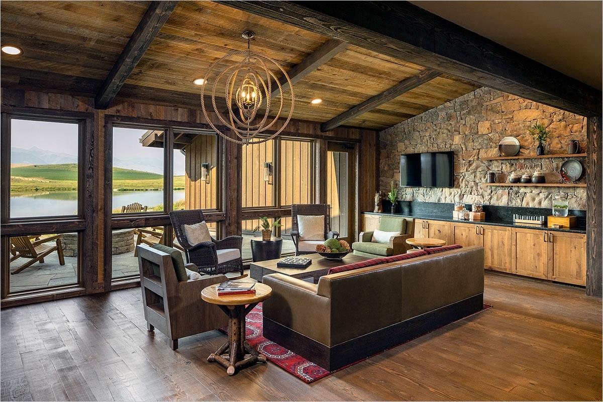 Sage Lodge - Coffee Nook