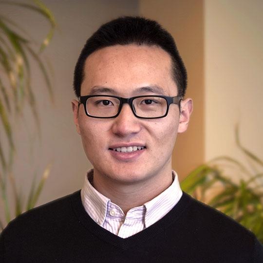Tony Ji, AIA, LEED AP BD+C